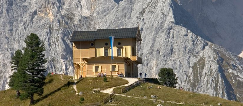 Places to see around the Zugspitze