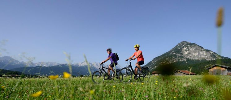 Cycling and mountain biking on roads & trails
